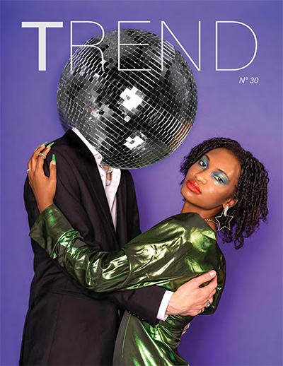 TREND 30 cover of magazine